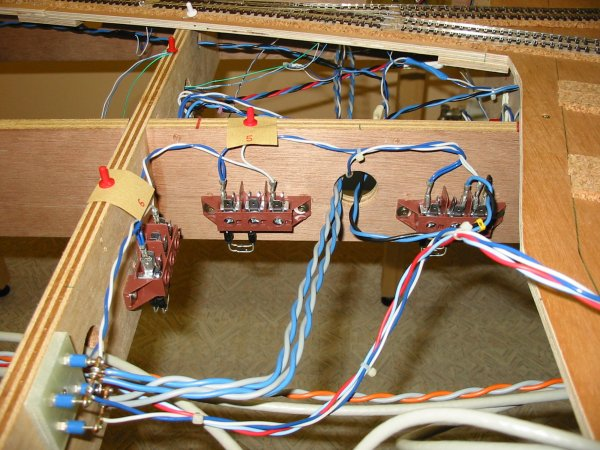 wiring a model railroad part basic rules technical aspects cablage 01 02