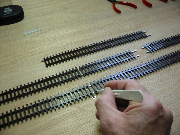 wiring a model railroad part 1 basic rules technical aspects of a model railroad. Black Bedroom Furniture Sets. Home Design Ideas