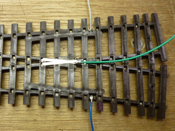 wiring a model railroad part 2 the turnouts technical