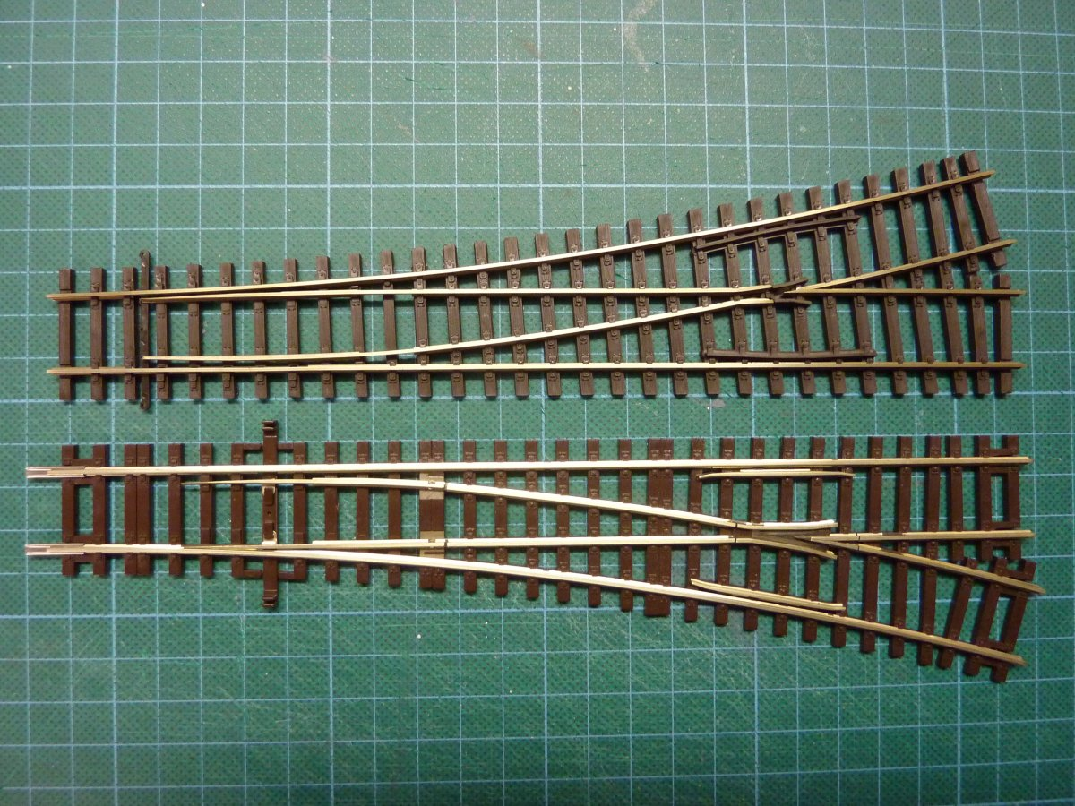 Wiring A Model Railroad Part 2 The Turnouts Technical Aspects Of Diagram Cablage 02 01
